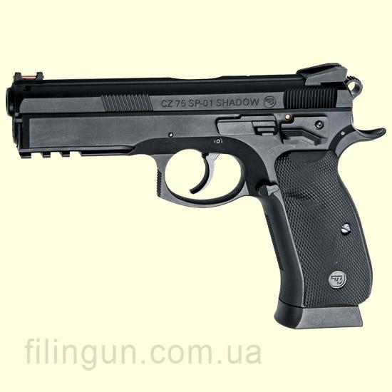 Пістолет пневматичний ASG CZ SP-01 Shadow