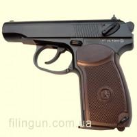 Пневматический пистолет KWC PM Makarov KM44DHN Full Metal