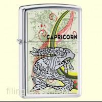 Запальничка Zippo 24940 Zodiac Capricorn