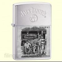 Запальничка Zippo 28737 Jack Daniels Scenes From Lynchburg #2