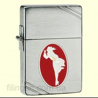 Запальничка Zippo 28729 Windy Collectible Limited Edition Replica 1935 with Slashes