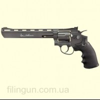 "Пневматический револьвер ASG Dan Wesson 8"" Grey"
