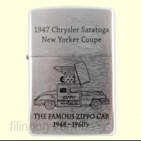 Запальничка Zippo 28390 Zippo Car