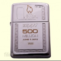 Запальничка Zippo 28413 Armor 500 Million Limited Edition