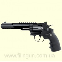 Пневматичний револьвер Smith & Wesson 327 TRR8