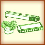 Комплектуючі та аксесуари до зброї