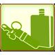 Аксесуари Zippo: бензин, кремінь, фітіль