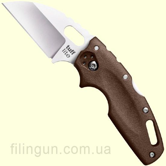 Нож Cold Steel Tuff Lite Plain Edge Dark Earth 20LTF