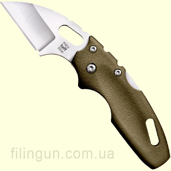 Нож Cold Steel Mini Tuff Lite OD Green