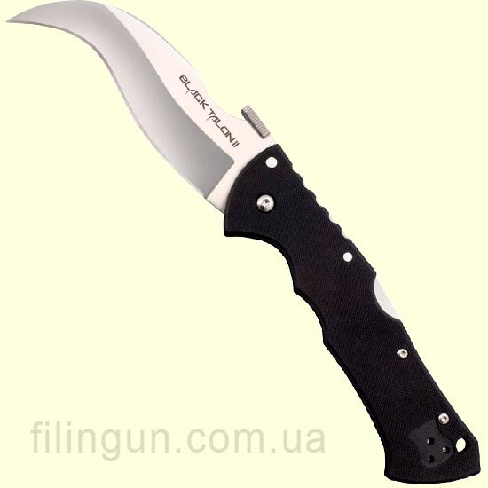 Нож Cold Steel Black Talon II Plain Edge 22BT - фото