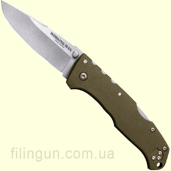 Нож Cold Steel Working Man Steve Austin OD Green 54NVG