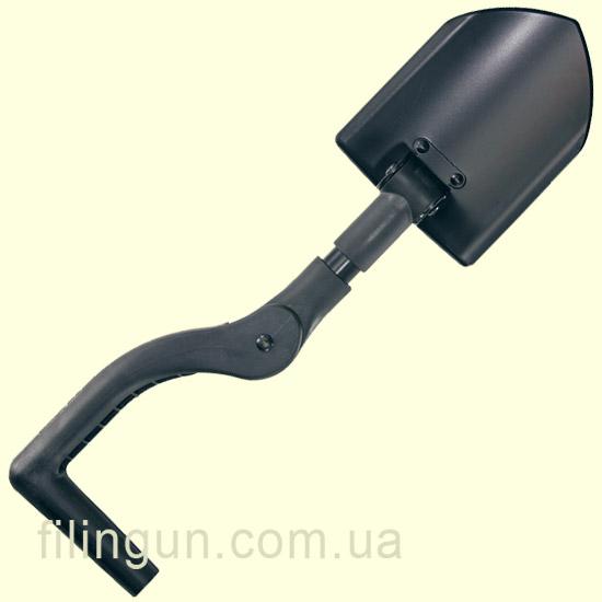 Складная лопата Fox FKMD Folding Spade с чехлом на Molle (FX-0171111)