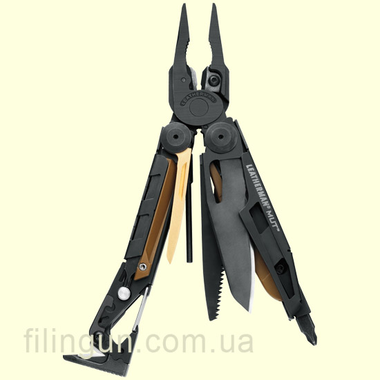 Мультитул Leatherman MUT Black 850122N