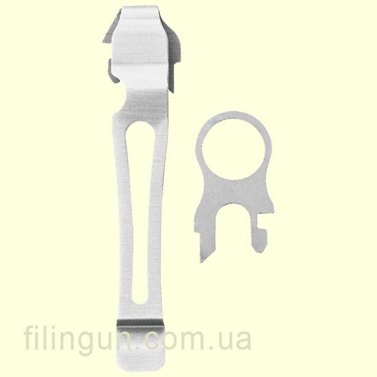 Съемная клипса Leatherman Pocket Clip & Lanyard Ring