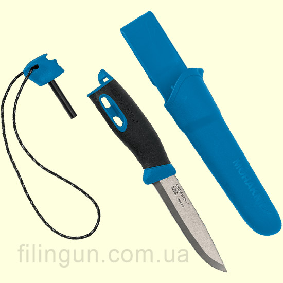 Нож Morakniv Companion Spark Blue