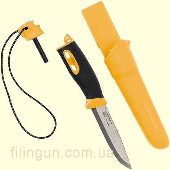 Нож Morakniv Companion Spark Yellow