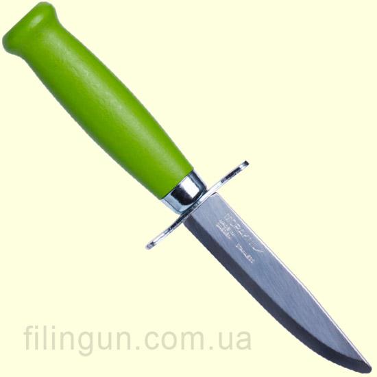 Нож Morakniv Scout 39 Safe Green