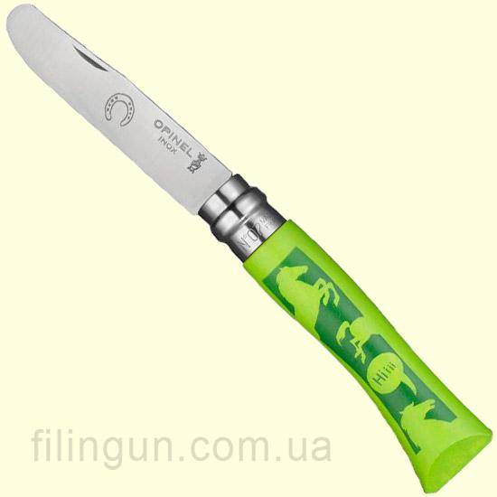 Ніж Opinel Child knife Animopinel Horse