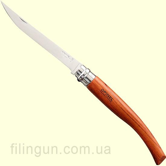 Нож Opinel Effile 12 см Bubinga