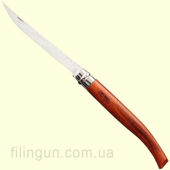 Нож Opinel Effile 15 см Bubinga