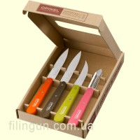 Набор ножей Opinel Les Essentiels 50's
