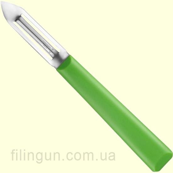 Овощечистка Opinel Peeler №315 Green (Зелёный)