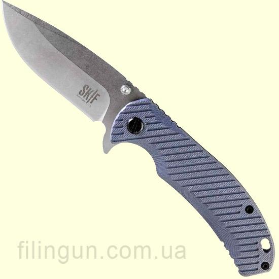 Нож Skif 420C Sturdy G-10/SW, Grey