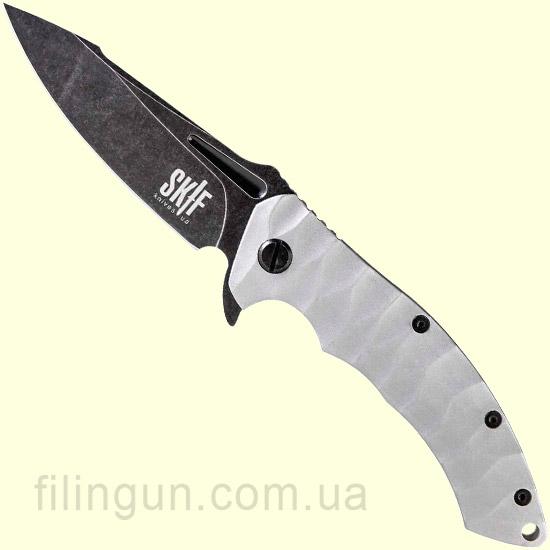 Ніж Skif 421F Shark GTS/Black SW, Grey
