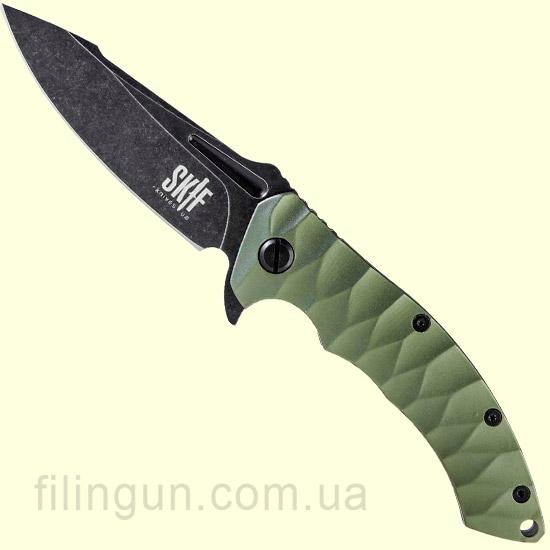 Ніж Skif 421H Shark GRTS/Black SW, Green