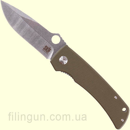 Ніж Skif Hole Olive Green - фото