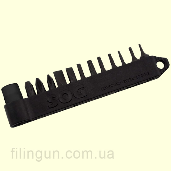 Набор бит SOG Hex Bit Kit