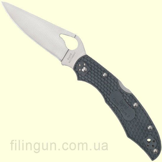 Нож Spyderco Byrd Cara Cara 2 FRN Gray BY03PGY2