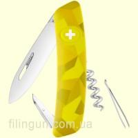 Швейцарский нож Swiza C01 Moss Urban