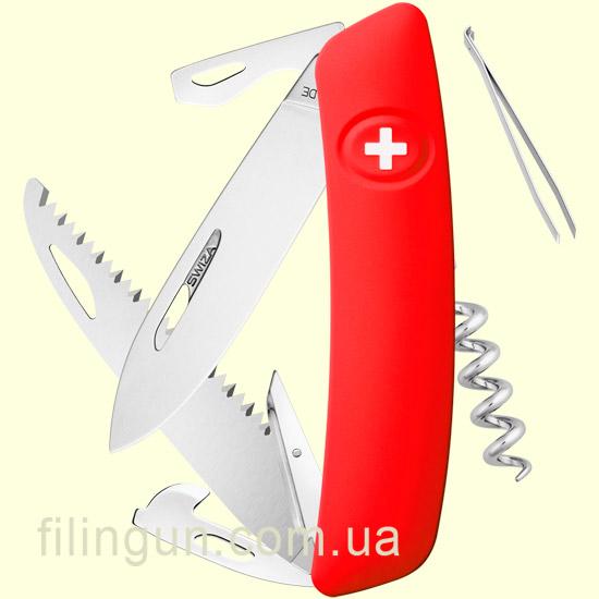 Швейцарський ніж Swiza D05 Red