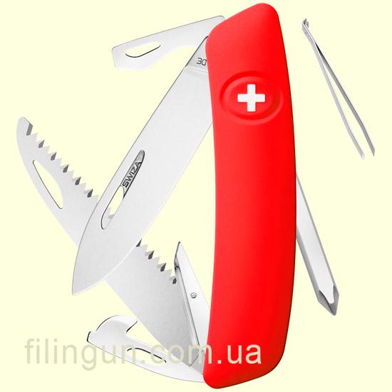 Швейцарський ніж Swiza D06 Red