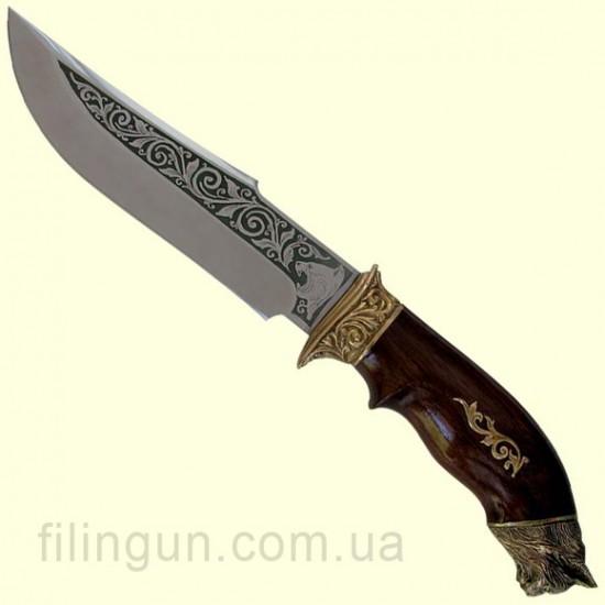 Нож охотничий Волжанин Рысь