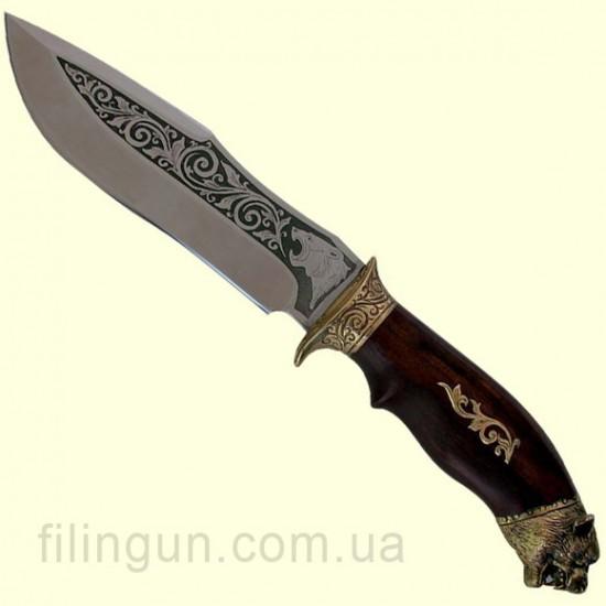Нож охотничий Тигр - фото
