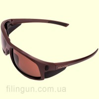 Окуляри Cold Steel Battle Shades Mark-I Matte Brown