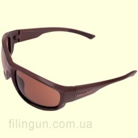 Окуляри Cold Steel Battle Shades Mark-II Matte Brown