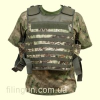 Жилет тактичний Skif Tac Kryptek Green