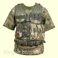 Жилет тактичний Skif Tac оперативний A-Tacs FG