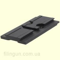 Адаптер-пластина Aimpoint Acro на систему Glock MOS