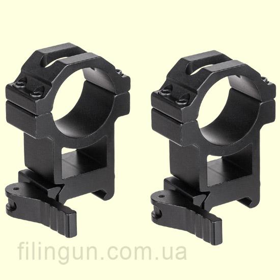 Швидкоз'ємне кріплення Air Precision Rifle scope Highe кільця 30 мм
