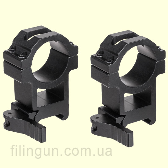 Быстросъемное крепление Air Precision Rifle scope Highe кольца 30 мм