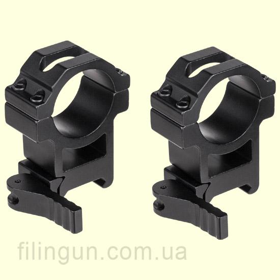 Быстросъемное крепление Air Precision Rifle scope Medium кольца 30 мм