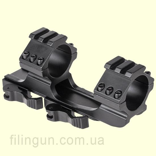 Швидкоз'ємне кріплення Air Precision моноблок 25-30 мм
