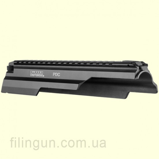 Кришка ствольної коробки FAB Defense AK/AKM PDC з планкою Picatinny
