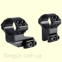 """Крепление кольца с выносом Hawke 25 mm Extension Ring 1"""" 9-11 mm High"""