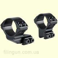 Крепление кольца с выносом Hawke 25 mm Extension Ring 30 mm 9-11 mm High