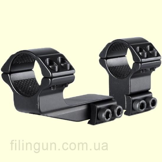 "Крепление кольца Hawke 2"" Extension Ring 1"" 9-11 mm High"
